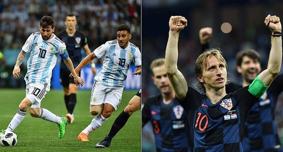 Vergonzoso: hinchas argentinos agreden a aficionado croata en Rusia 2018
