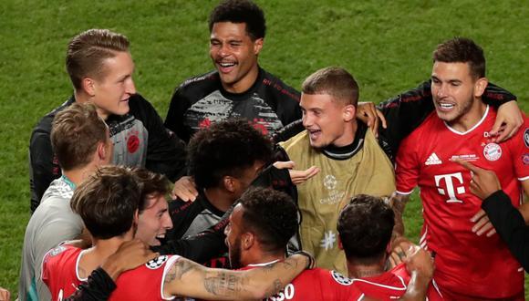 Bayern Múnich ratificó su favoritismo y derrotó a PSG por 1-0 en la final de la Champions League. Los bávaros son los justos campeones de la Liga de Campeones 2019-20
