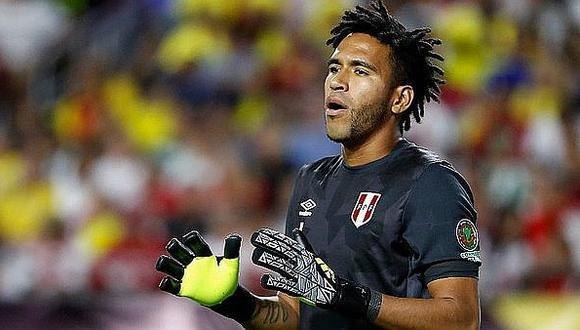 Selección Peruana: Gallese fue titular en triunfo de Veracruz [VIDEO]