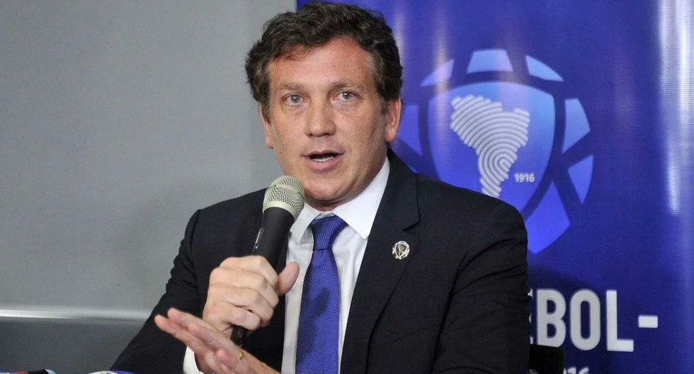 Presidente de la CONMEBOL confirmó a Lima como sede para la final de Copa Libertadores 2019 | Foto: Twitter