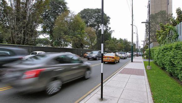 El MTC emitió nuevos límites de velocidad en avenidas y jirones de zonas urbanas. (GEC)