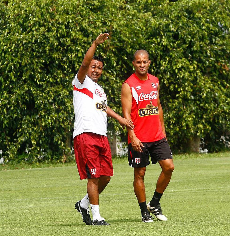 Selección peruana: No te pierdas las mejores imágenes de la práctica