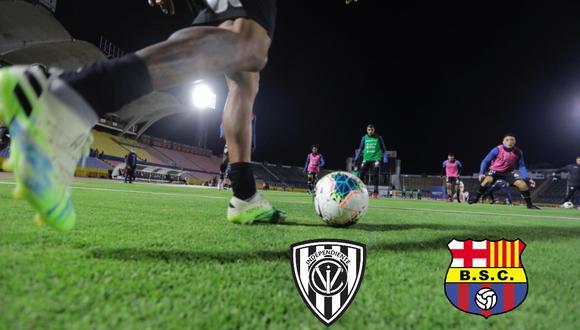 Todo listo para seguir, Independiente del Valle vs Barcelona SC, en vivo y en directo por la fecha 14 de la Liga Pro de Ecuador. Mira aquí cómo y dónde ver este gran encuentro que puede ir definiendo al próximo campeón del fútbol ecuatoriano