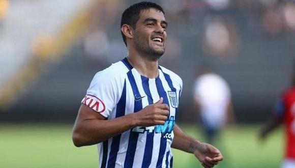 """Alianza Lima entra a la disputa con la """"U"""" por fichar a Luis Aguiar"""
