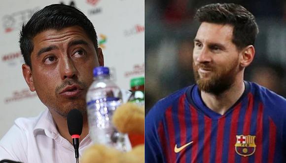 Universitario: Nicolás Córdova y la comparación entre Lionel Messi, Lavandeira y Denis