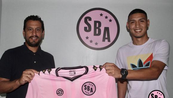 Carlos Cabello llegó a Sport Boys esta temporada procedente de Sporting Cristal. (Foto: Sport Boys)