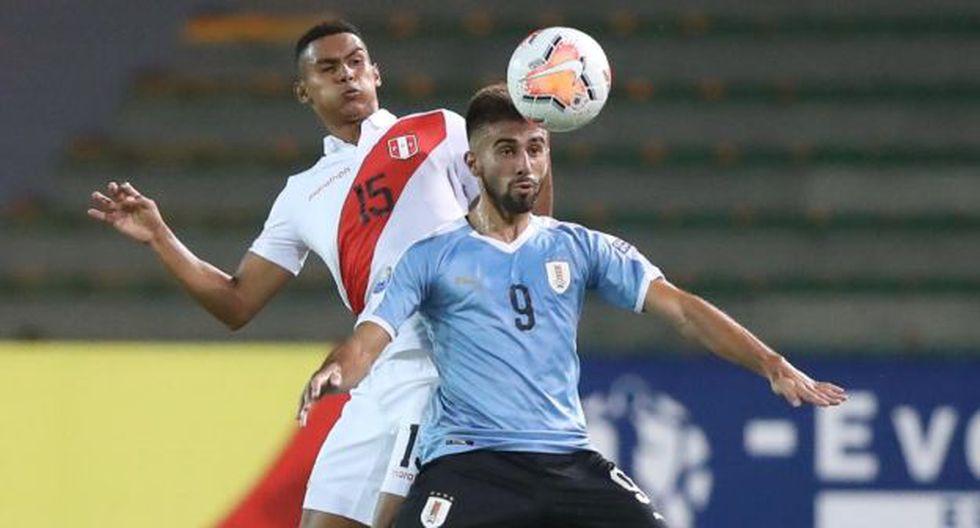 La selección peruana aún tiene chances de avanzar al cuadrangular del Preolímpico Sub-23. (Foto: @SeleccionPeru)