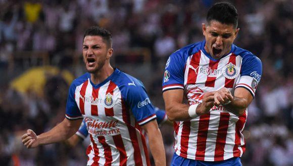 Chivas vs. Atlas EN VIVO: se ven las caras en el estadio Akron por la jornada 1 de Copa por México 2020. (Foto: AFP)