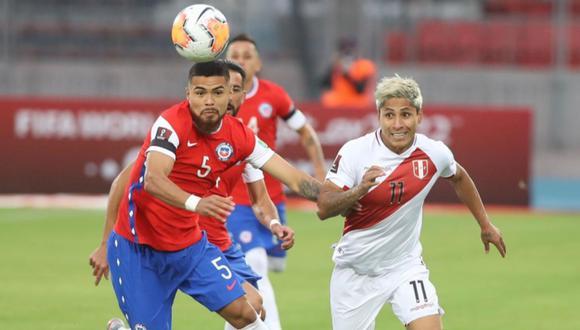Perú podría jugar con Chile en marzo (Foto: AFP)