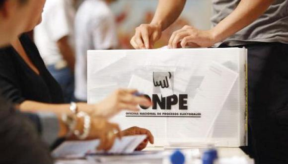 Los miembros de mesa de las Elecciones 2021 que cumplan su labor recibirán un pago de S/120. (Foto: ONPE)