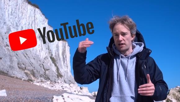 Un youtuber explicó cómo hizo para que su video cambie su propio título usando su pasión por la escritura de códigos. (Foto: Tom Scott en YouTube)