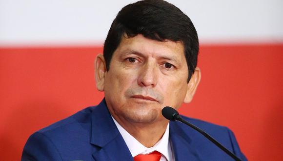 Selección peruana | Agustín Lozano advierte lo que puede ocurrir si no se aprueban nuevos estatutos | VIDEO