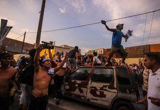 Alianza Lima vs. Sporting Cristal: así celebraron los hinchas 'blanquiazules' el triunfo 'grone' en Matute | FOTOS