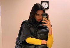 Kendall Jenner extraña a sus amigos y espera que pronto termine cuarentena por coronavirus