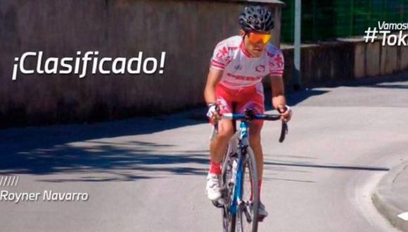 Royner Navarro estará en los Juegos Olímpicos Tokio 2020. (Foto: COP)