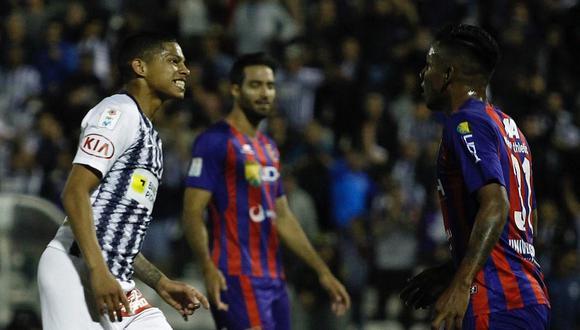 Alianza Lima empató 1-1 ante Alianza Universidad en Matute y peligra su liderato en el Torneo Clausura