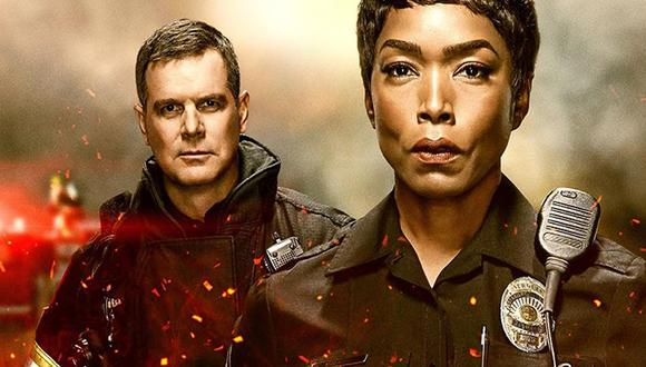"""""""9-1-1"""" Y """"9-1-1: Lone Star"""" estrenan sus nuevas temporadas por Star Channel este martes. (Foto: Star Channel)"""