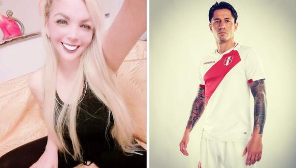 Shirley Cherres comentó que Gianluca Lapadula es un gran ejemplo para los jóvenes peruanos. (Foto: Instagram @gianluca_lapadula_oficial / @cshirleycitacherres).