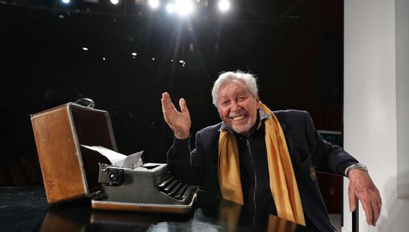 El Gran Teatro Nacional lamenta la muerte de Osvaldo Cattone. (Foto: Archivo)