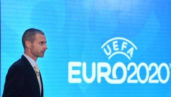 Aleksander Ceferin se pronunció sobre la creación de la Superliga europea. (Foto: EFE)