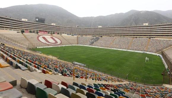 El Monumental será escenario para los partidos de la Fase 2 de la Liga 1. (Foto: Universitario de Deportes)