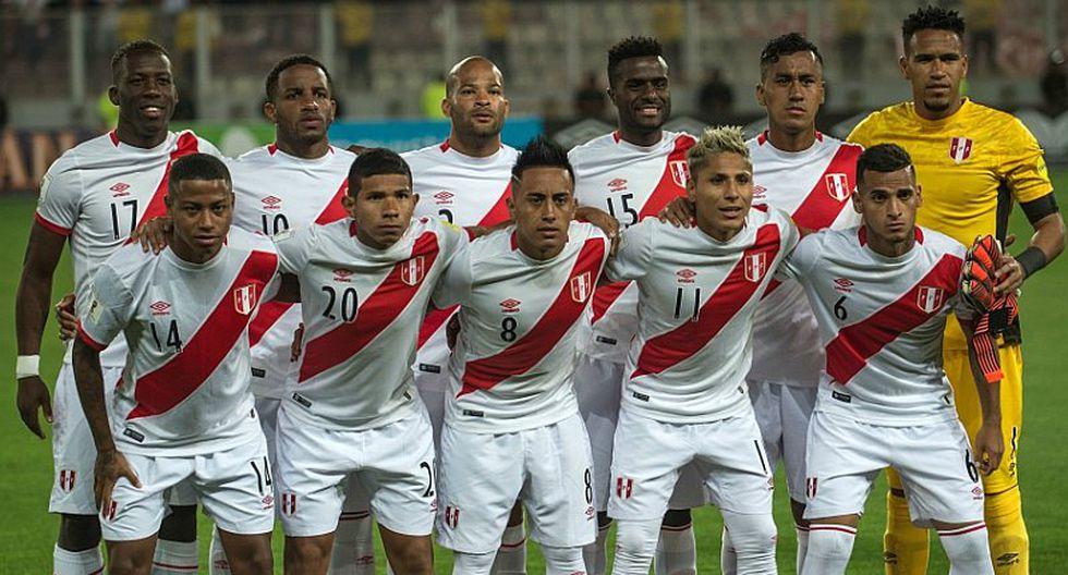 Selección peruana: Panini reveló jugadores que aparecerán en el álbum