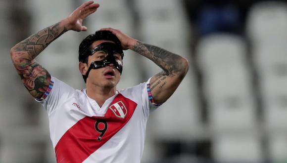 Perú cayó 1-0 ante Brasil y jugará por el tercer puesto de la Copa América (Foto: EFE)