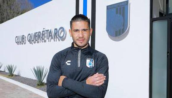 Luego de una primera mitad de año mala, Jonathan Dos Santos buscará su revancha con Querétaro