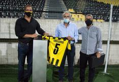 Pablo Bengoechea y Peñarol homenajearon a Gregorio Pérez, histórico entrenador del club | VIDEO