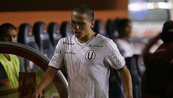 Paulo de la Cruz dejó de entrenar con la selección peruana Sub 20