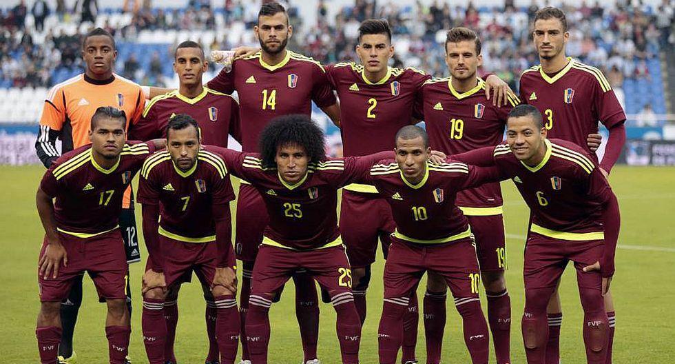 Perú vs. Venezuela   Jugadores de La Vinotinto aseguran que tendrán especial cuidado con Paolo Guerrero