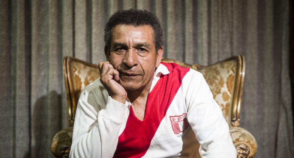 Héctor Chumpitaz fue dado de alta junto a su esposa y seguirán tratamiento médico de COVID 19 desde su casa