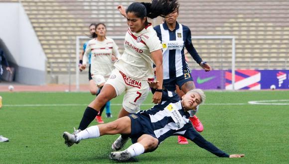 Alianza Lima igualó 0-0  con Universitario de Deportes por la fecha 10 de la liga femenina.