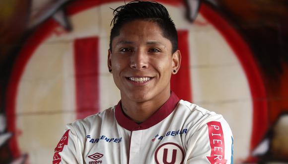 Raúl Ruidíaz fue parte Universitario y obtuvo los títulos de 2009 y 2013 | Foto: GEC