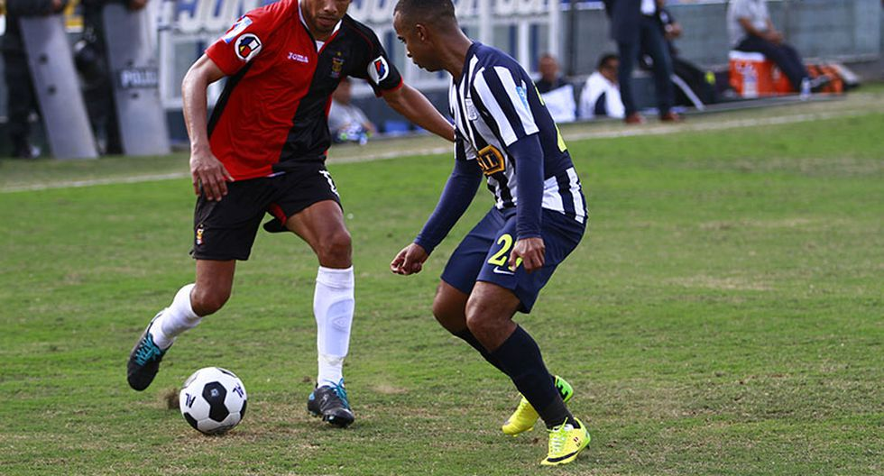 Torneo Apertura: Alianza Lima empató 1-1 con Melgar en Matute