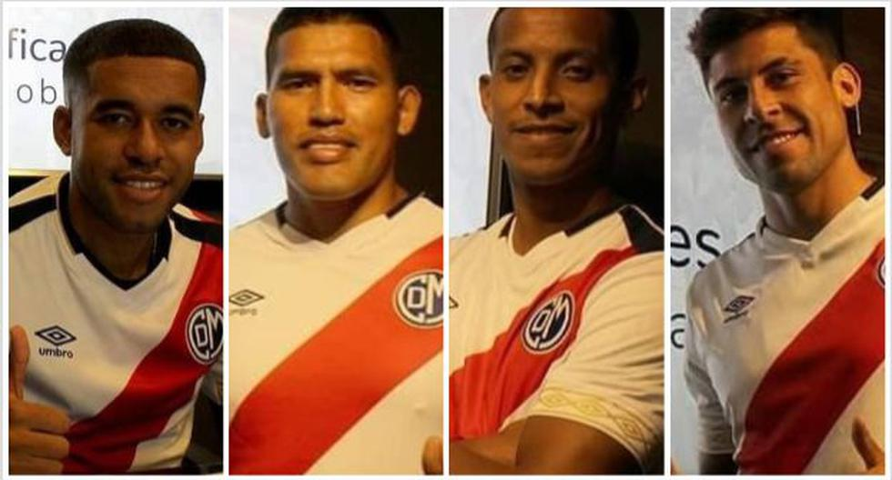 Los fichajes de Deportivo Municipal para la temporada 2020. (Foto: Deportivo Municipal)