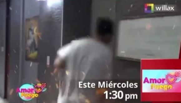 El programa Amor y Fuego revelará este miércoles el ampay a un jugador de Alianza Lima luego de la goleada que sufrió ante César Vallejo