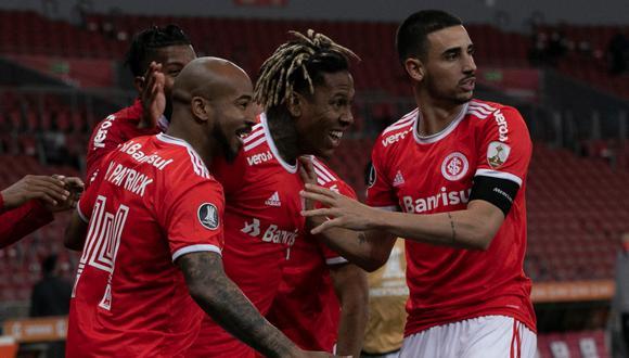 Internacional vs. América de Cali EN VIVO ONLINE | Sigue el partido por la fecha 3 del grupo E de la Copa Libertadores 2020 desde el estadio Beira Rio. FOTO: Internacional de Porto Alegre