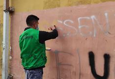 Hinchas de Universitario hacen llamado a cuidar las paredes del Centro Histórico de Lima