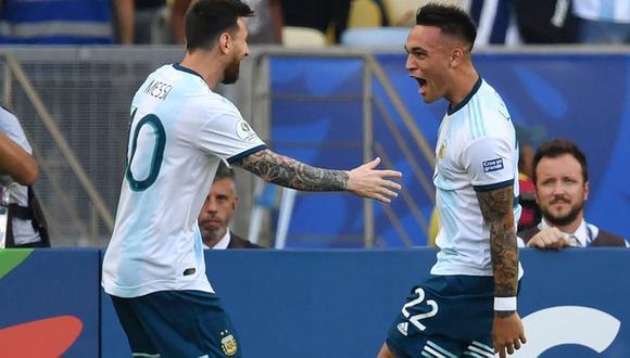 Inter y sus hinchas saben que la cláusula de 110 millones del atacante no asusta a Barcelona, que intentaría pagar entre el 1 y el 15 de julio esa cifra o negociaría de otra forma el traspaso. (Foto: AFP)