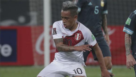 Christian Cueva analizó el momento de la selección peruana ante de viajar a Turquía. (Foto: AFP)
