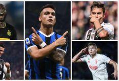 Lautaro Martínez supera a Cristiano Ronaldo: el Top 20 de los jugadores más caros en la Serie A [FOTOS]