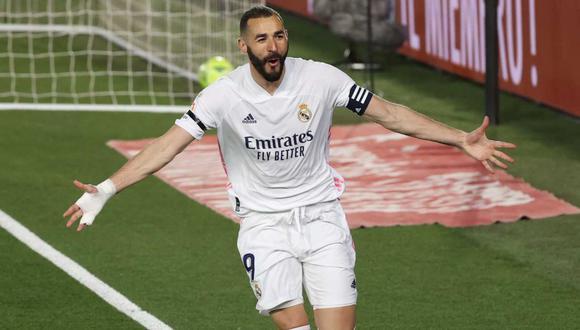 Real Madrid vs. Cádiz EN VIVO | ONLINE el partido válido por la jornada 31 de LaLiga Santander en el estadio Ramón de Carranza (Foto: EFE)