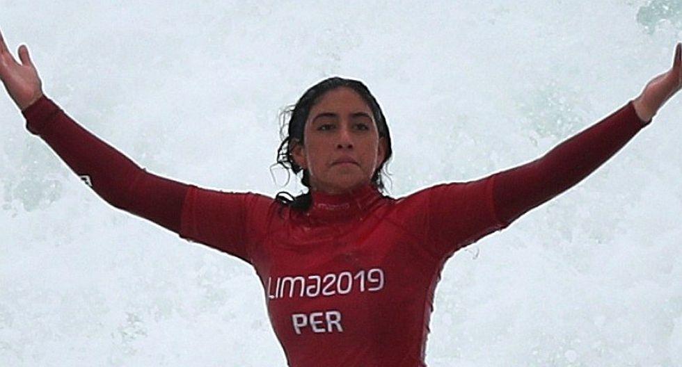 Lima 2019   Daniella Rosas: la historia de la mejor alumna de Sofía Mulanovich que no usaba celular   VIDEO