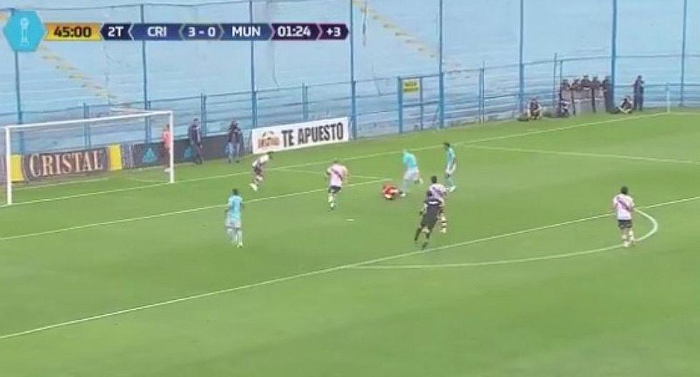 Emanuel Herrera y el gol 'Maradoniano' para alcanzar el récord [VIDEO]