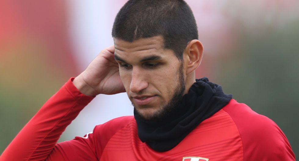 Luis Abram tiene contrato con Vélez hasta el 30 de junio de 2021