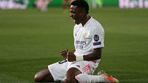 Real Madrid vs. Liverpool EN VIVO: GOL Vinicius Junior, el brasileño anotó  el 1-0 en la Champions League   VIDEO   NCZD   INTERNACIONAL   EL BOCÓN