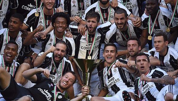 Juventus le renueva a una de sus figuras en ataque hasta el 2020