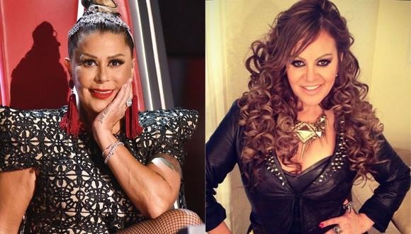 Alejandra Guzmán recordó a Jenni Rivera en aniversario de su muerte. (Foto: @alejandraguzman/@jennirivera)