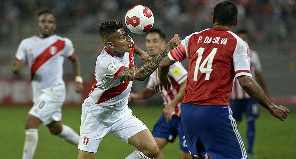 Perú vs. Paraguay: Estas son las cuotas Betsson por Eliminatorias